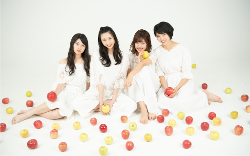 RINGOMUSUME(りんご娘)インストアイベント @ コーチャンフォー美しが丘店