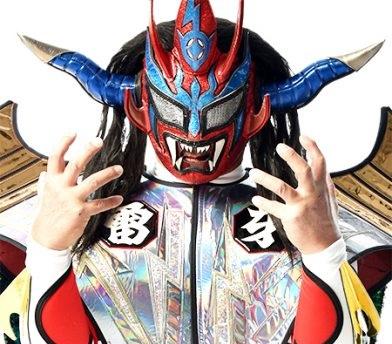 獣神サンダー・ライガー(新日本プロレス) TALK @ HMV札幌ステラプレイス