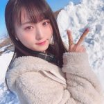 AKB48 Team8 坂口渚沙 ソロステージ @ 旭川冬まつり