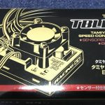 タミヤの04アンプ(TBLE-04SR)買った話し(TB-05搭載編)